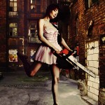 Unchained Melody Chainsaw Dancer