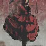 Doubletake Victorian Red Dress