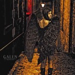 Streetlamps – Dark Angel Book Cover Art