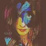 Chrysalis - Abstract Portrait Art Print by Galen Valle